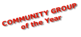 COMMUNITY GROUP of the Year